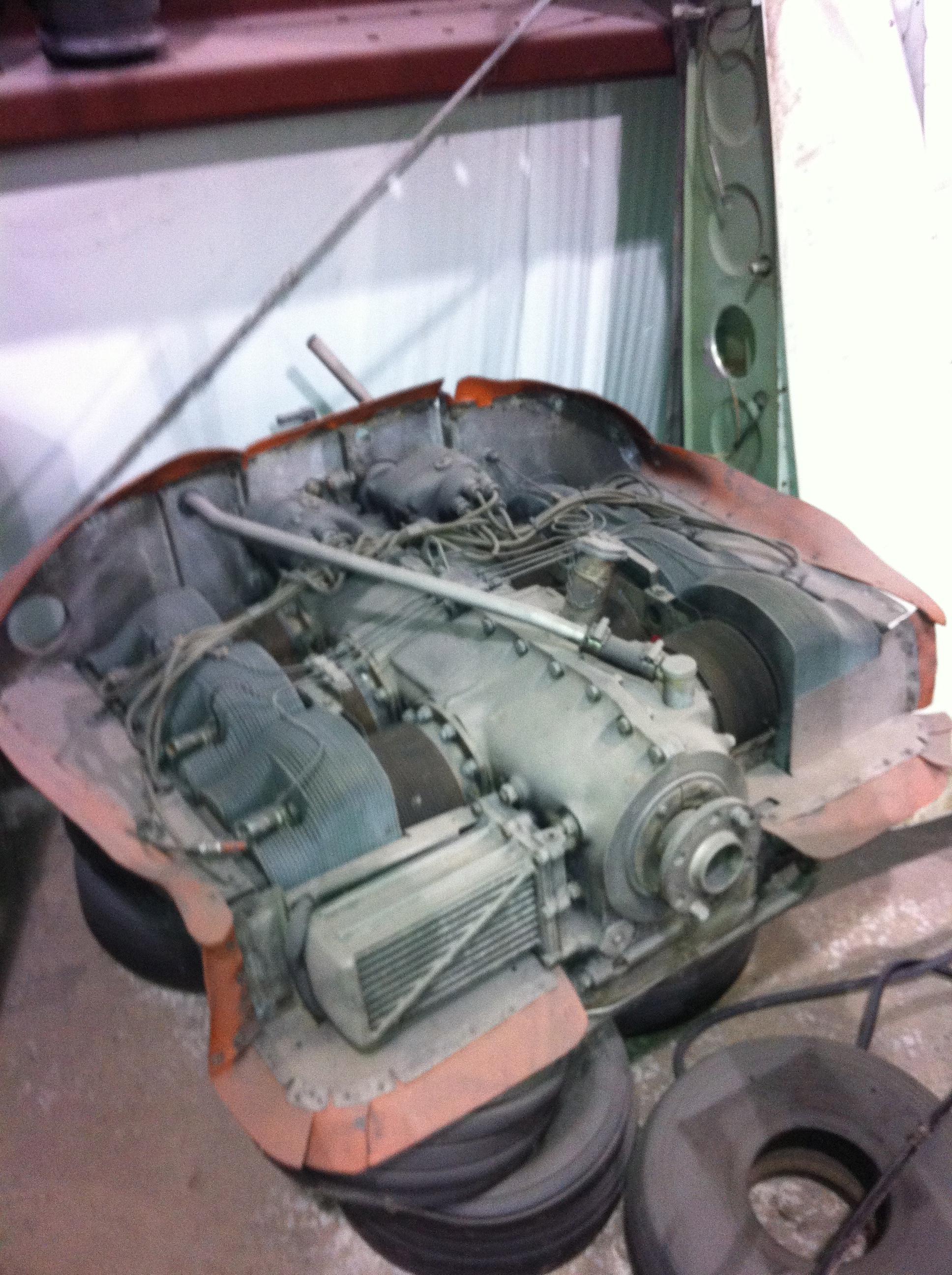 Nanaimo Aircraft Maintenance Ltd  Parts